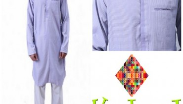 Kolaaj Kurta Shalwar Collection 2013 For Men 007