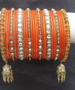 Latest Fashion of Bangle Designs for Eid 2013 005
