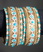 Latest Fashion of Bangle Designs for Eid 2013 009
