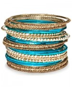 Latest Fashion of Bangle Designs for Eid 2013 011