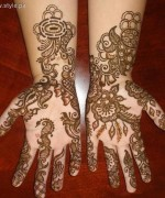 Latest Mehndi Designs 2013 for Eid 002
