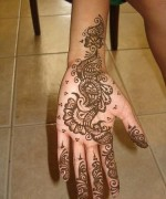 Latest Mehndi Designs 2013 for Eid 004