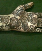 Latest Mehndi Designs 2013 for Eid 005