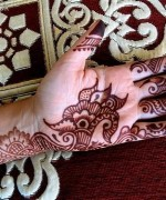 Latest Mehndi Designs 2013 for Eid 006