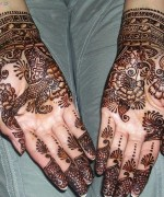 Latest Mehndi Designs 2013 for Eid 007
