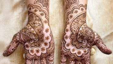 Latest Mehndi Designs 2013 for Eid