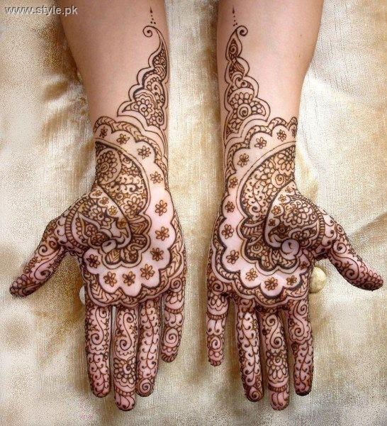 Latest Mehndi Designs 2013 Pictures Biography
