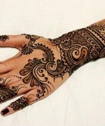 Latest Mehndi Designs 2013 for Eid 010