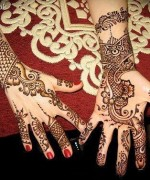 Latest Mehndi Designs 2013 for Eid 013