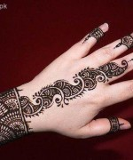 Latest Mehndi Designs 2013 for Eid 014