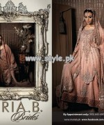 Maria B Bridal Dresses 2013 For Women 004