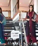 Maria B Eid Dresses For Women 2013 Volume 2 010