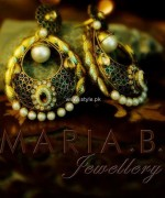 Maria B Eid Jewellery Collection 2013 for Women 002