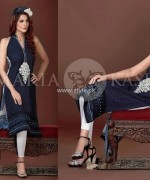 Maria Kashif Semi-Formal Wear Collection 2013 for Women 005