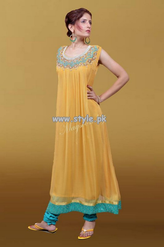 Maysoon Formal Wear Collection 2013 For Women 011