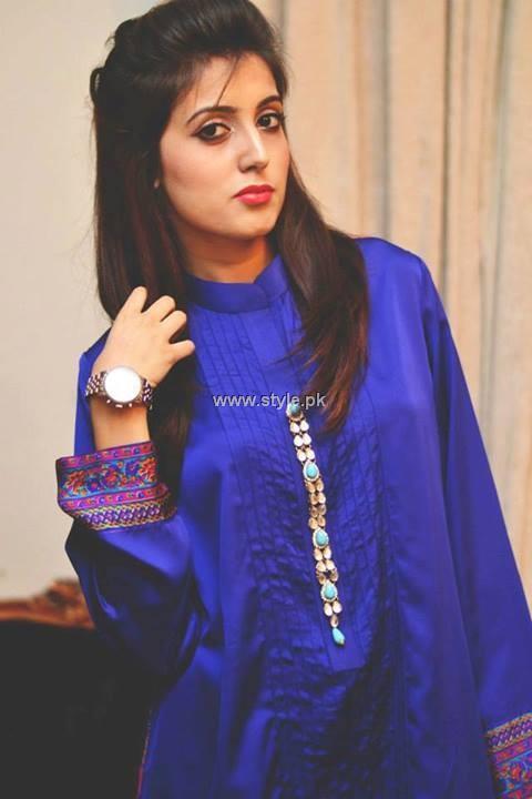 Minahil & Eleaza Eid Collection 2013 for Women