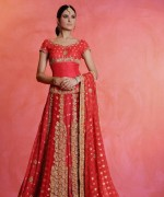 Mishaal Moazzam Bridal Wear Collection 2013 For Women 0010