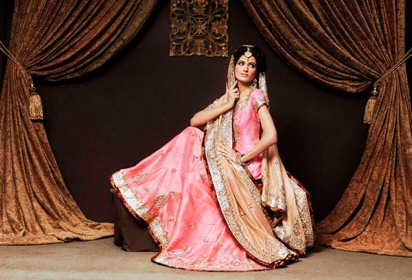 Mishaal Moazzam Bridal Wear Collection 2013 For Women 0011
