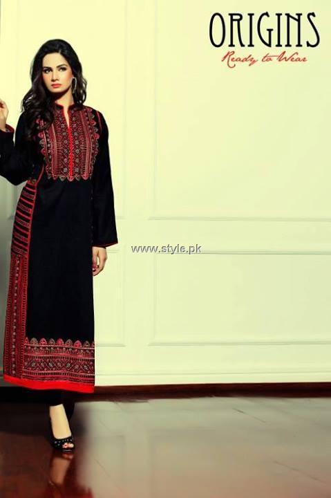Origins Eid Dresses 2013 Volume 2 for Women