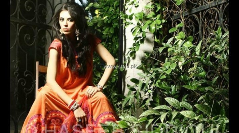 Preeto by Abrar Ul Haq Casual Wear Dresses 2013 for Women