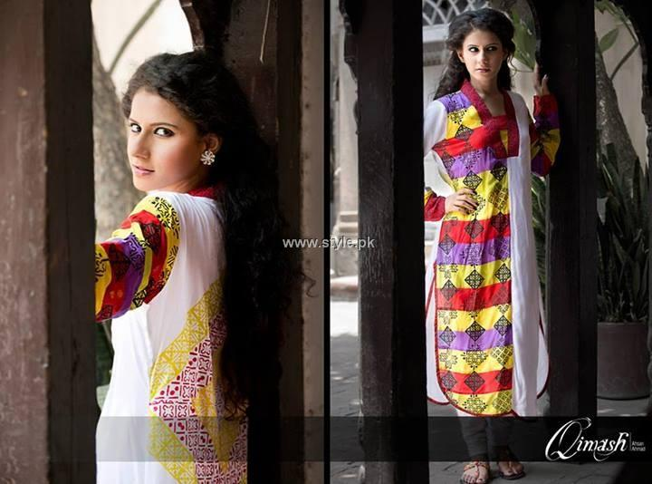 Qimash Casual Wear Collection 2013 for Girls