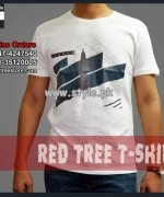 Red Tree Casual Tee Shirt Collection 2013 For Men 006
