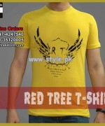 Red Tree Casual Tee Shirt Collection 2013 For Men 007