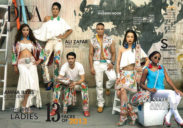 Rizwan Beyg Truck Art Collection 2013 For Men And Women 004