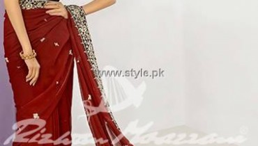 Rizwan Moazzam Party Wear Dresses 2013 for Women