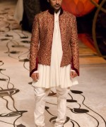 Rohit Bal Bridal Collection At Indian Bridal Fashion Week 2013 0036 150x180 international fashion brands