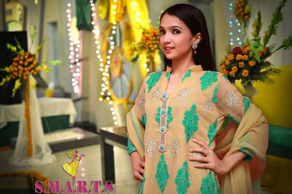 S.M.A.R.T.S Eid Collection 2013 For Women 003