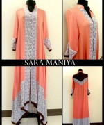 Sania Maniya Eid Collection 2013 For Women 002