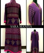 Sania Maniya Eid Collection 2013 For Women 006