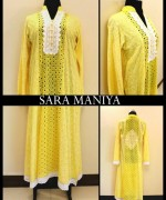 Sania Maniya Eid Collection 2013 For Women
