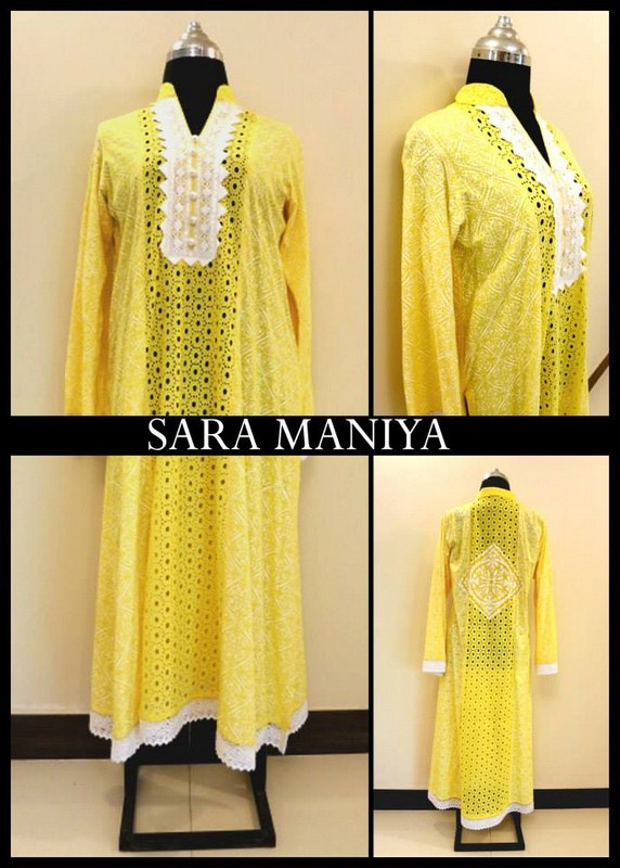 Sara Maniya Eid Collection 2013 For Women