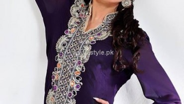 Satrangi by Saqib Formal Wear Dresses 2013 for Women