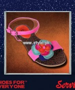 Servis Eid Foot Wear Collection 2013 For Kids 002