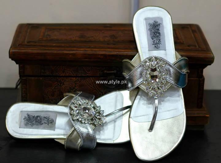 Sheherzad Haider Eid Footwear Collection 2013