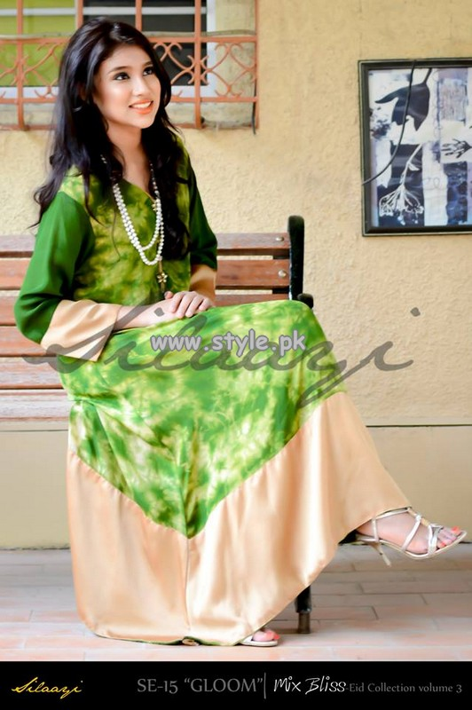Silaayi Mix Bliss Collection 2013 For Eid 004