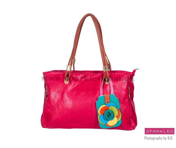 Sparkles Handbags Collection 2013 For Girls 007