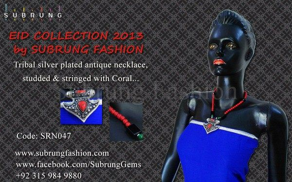 Subrung Fashion Gems Jewelry 2013