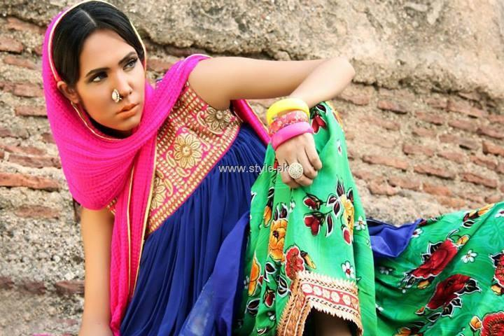 The Clothes Company Eid Collection 2013 for Women