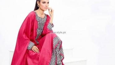 Umar Sayeed Silk Collection 2013 by Alkaram