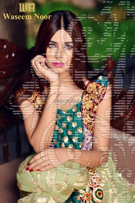 Waseem Noor Formals 2013 for Women and Girls