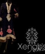Xenab's Atelier Party Dresses 2013 For Women 0011