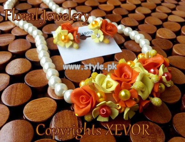 Xevor Eid Jewelery Collection 2013 For Kids 004