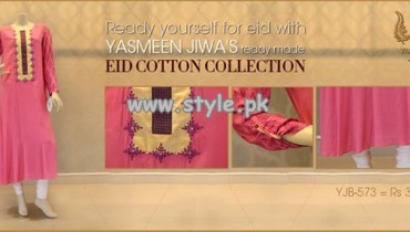 Yasmeen Jiwa Eid Collection 2013 For Women 007