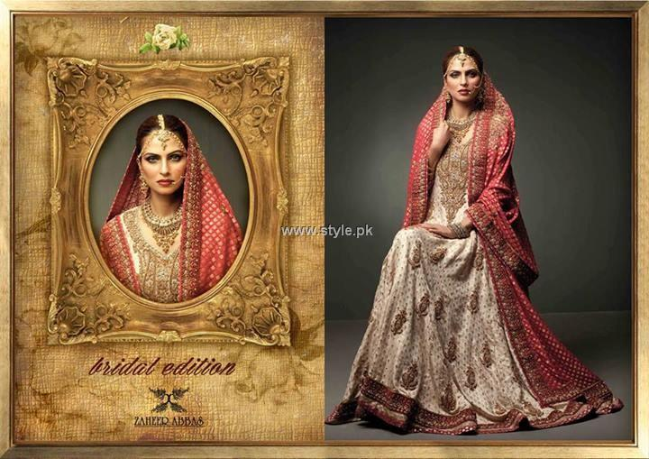 Zaheer Abbas 2013 Formal Wear and Bridal Wear Collection
