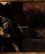 Zaheer Abbas 2013 Formal Wear and Bridal Wear Collection 004