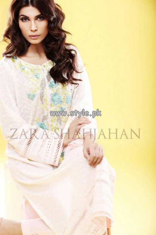 Zara Shahjahan Eid Collection 2013 For Women 005